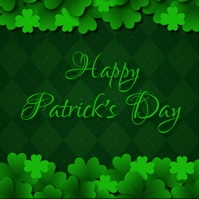 Patrick's day,st patricks,event Albumhoes template