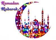 ramadan Cartolina template