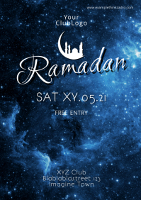 Ramadan Event Party Celebration Eid Mubarak