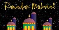 Ramadan Facebook Template