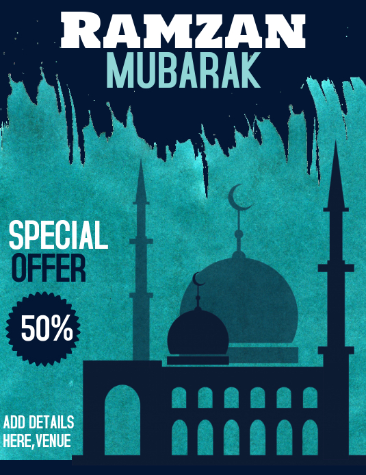 ramadan flyer,charity flyer,event flyers
