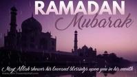 Ramadan Flyer Template Iflaya (Incwadi ye-US)