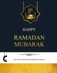 ramadan flyers template