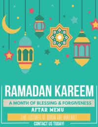 Ramadan flyers