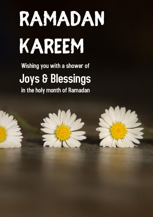 Ramadan Greeting