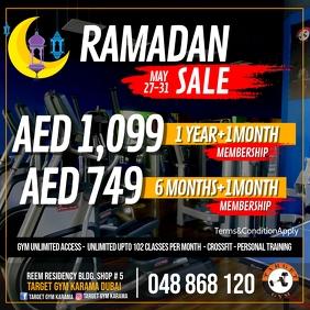 Ramadan Gym Offer