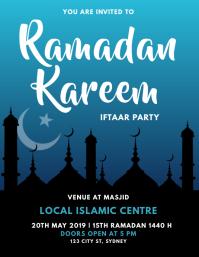 RAMADAN IFTAAR PARTY INVITATION