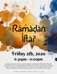 Ramadan Iftar Flyer