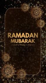 Ramadan Instagram story