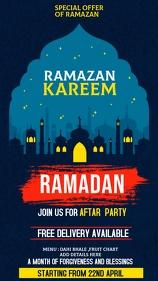 Ramadan Instagram story templates