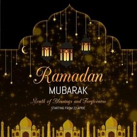 Ramadan Instagram templates Instagram-opslag