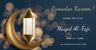 ramadan kareem Facebook shared image template