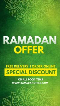 Ramadan Offer Instagram Story template