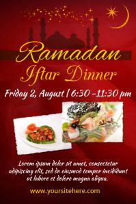 Ramadan Poster Template