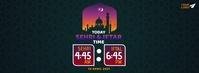 Ramadan Sehri & Iftar Time Facebook Cover Photo template