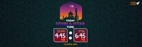 Ramadan Sheri & Iftar Time Okuphezulu ku-Twitter template