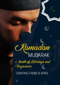 Ramadan templates A4
