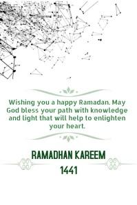 Ramadhan Kareem Video Template