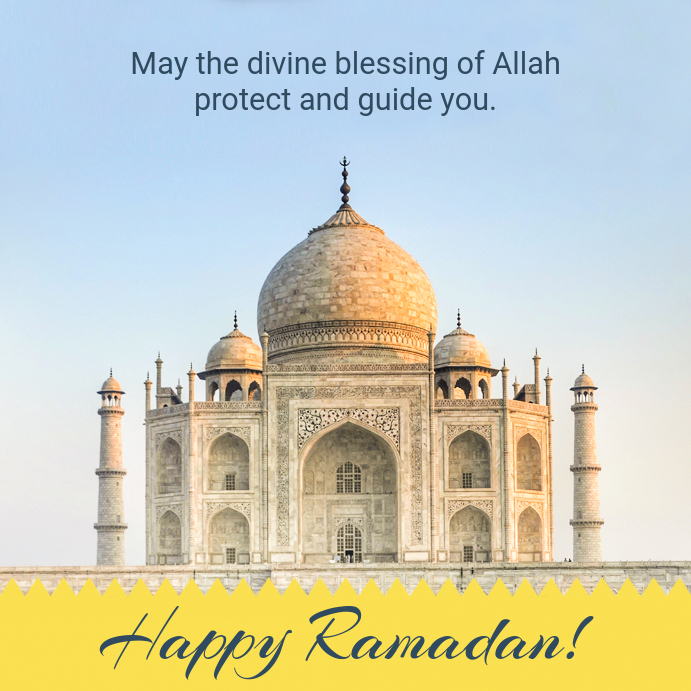 Ramdan Celebration Instagram Template