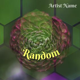 Random album art