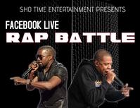 Rap battle online live concert music