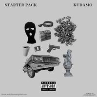 Rap Hip-Hop Cover - Gang Starter Pack Pochette d'album template