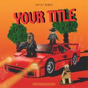 Rap Hip-Hop Cover - Lego Gang