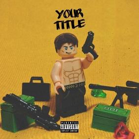 Rap Hip-Hop Cover - More Success