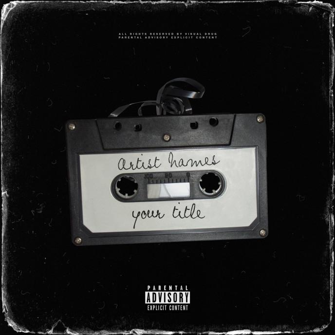Rap Hip-Hop Cover - Old Tape