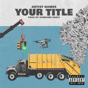 Rap Hip-Hop Cover - Urbanism