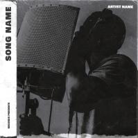 rap mixtape cover art design template Albumhoes