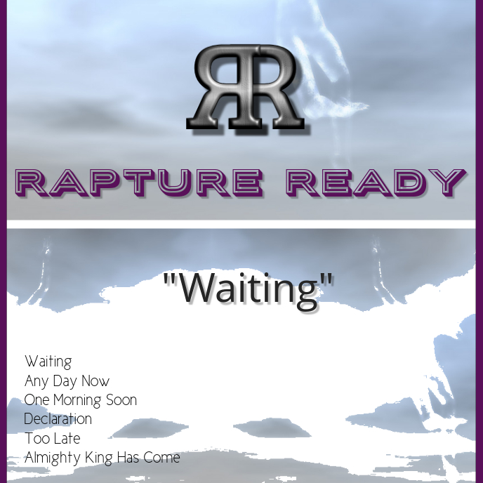 Rapture Ready Portada de Álbum template
