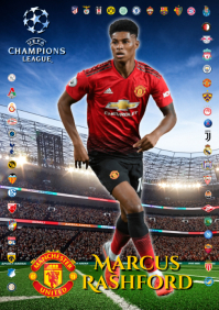 Rashford Man United