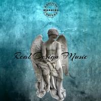 Real Design Trap Mixtape/Album Cover Art template