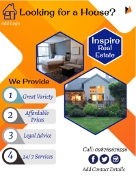 Real Estate, Business template