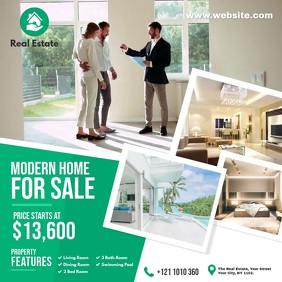 Real Estate Agency Ads
