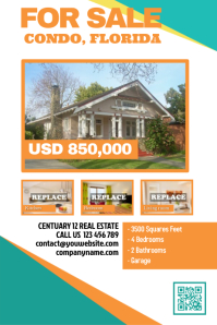 Customizable Design Templates for Real Estate Agency | PosterMyWall