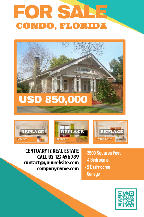 real estate agent flyer template postermywall