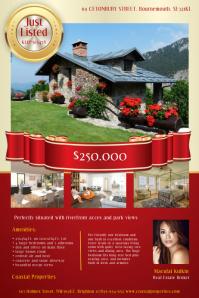 Real Estate Agetn's Flyer