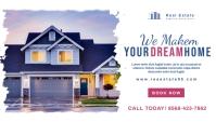 Real Estate Blog Header Banner ส่วนหัวบล็อก template