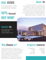 Real Estate Brochure Templates Fully Editable