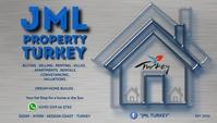 Real Estate Business Card Carte de visite template