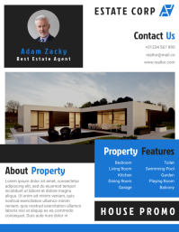 Real Estate Business Flyer Design Templates