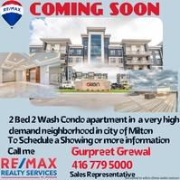 Real estate coming soon Instagram-bericht template
