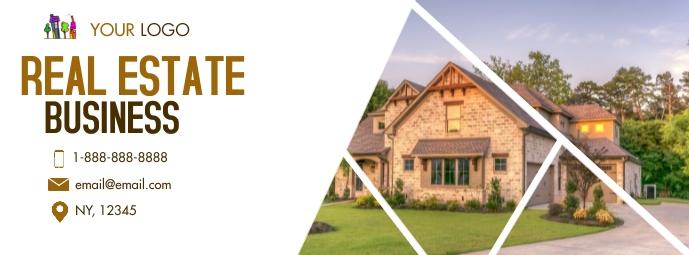 Real Estate Ikhava Yesithombe se-Facebook template