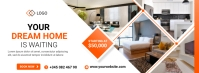 Real Estate Facebook Cover Photo template