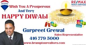 real estate diwali greetings