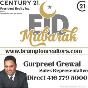 Real estate eid flyer