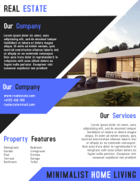 Real Estate Flyer & Brochure Templates Design