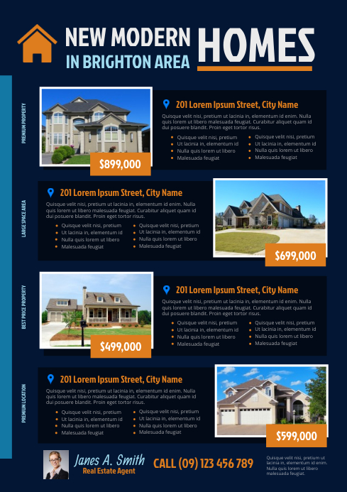 Real Estate Flyer Template - 05